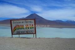 La Bolivia e il suo benvenuto