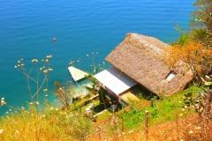 Affacciati sul lago
