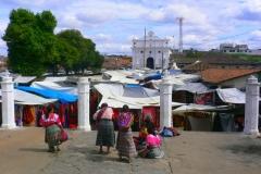 Mercato di Chichicastenango