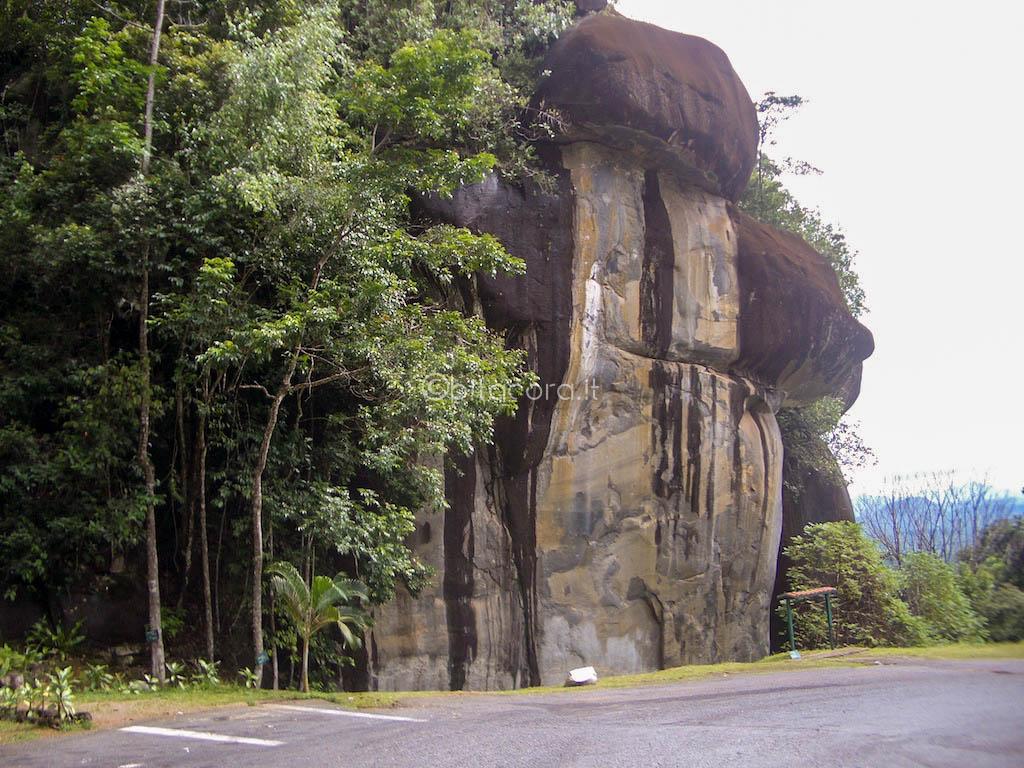 Piedra de la Virgen Gran Sabana, Venezuela